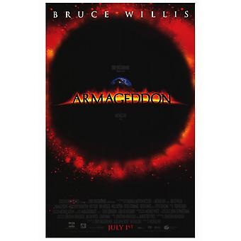 Armageddon Movie Poster Print (27 x 40)