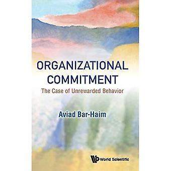 Organisatorische betrokkenheid: het geval van onbeloond gedrag