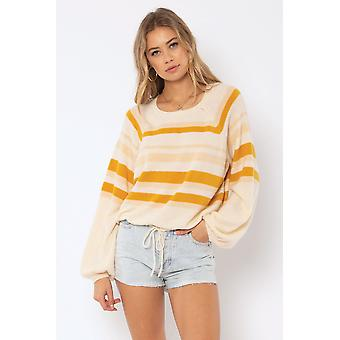 Amuse society terra sweater