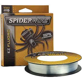 SpiderWire EZ Fluoro 200 Yard 100% Fluorocarbon Fishing Line- 2 lb. Test - Clear