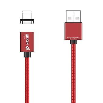 WSKEN X1 Metal Magnetic Cable Lightning 8-pin