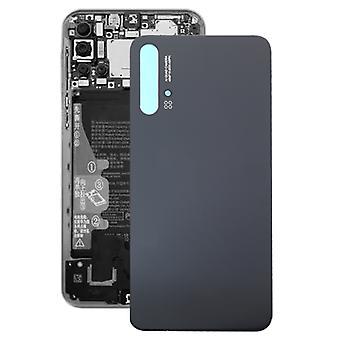 Couverture arrière de batterie pour Huawei Nova 5T (Noir)