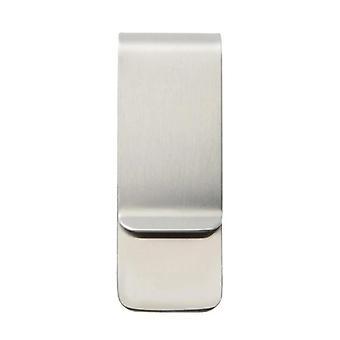Simple Folder Collar Clip Holder For Pocket Purse