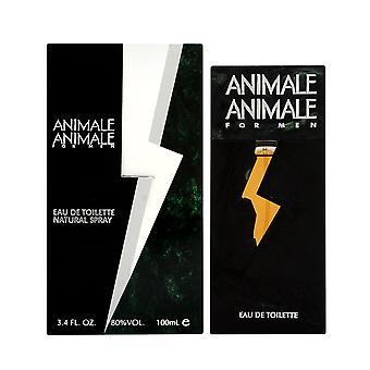 Animale animale by parlux for men 3.4 oz eau de toilette spray