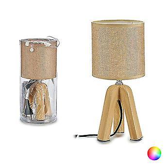 Desk Lamp Ceramic (13 x 27,5 x 13 cm)/Brown
