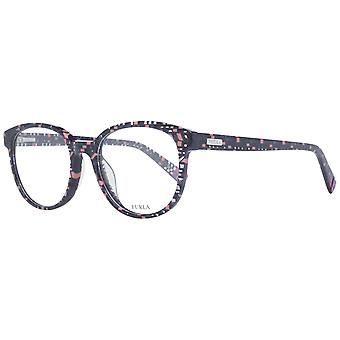 Furla Purple Women Optical Frames