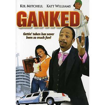 Ganked [DVD] USA import