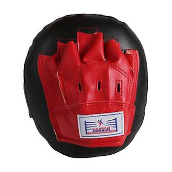 Synthetic Leather Round Hollow Hand Target Fighting Boxing