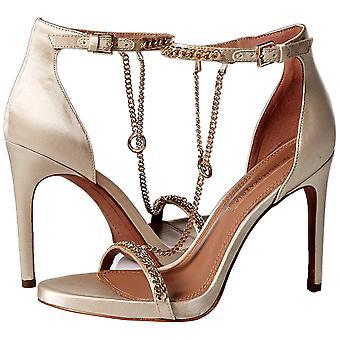 BCBGMAXAZRIA Kadın's Ella Elbise Sandalet Topuklu