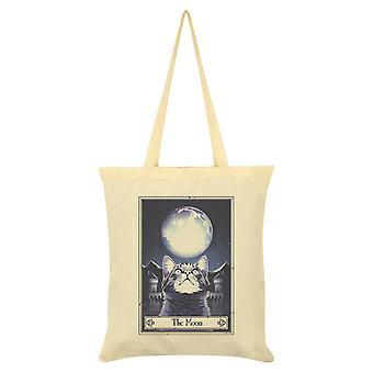 Tarot mortal la luna Felis Tote Bag