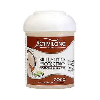 Activilong Kokos skyddande brillantin 125 ml - 4,2 fl.oz