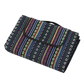 Picnic Blanket, ethnic style outdoor camping waterproof , 150 * 200CM
