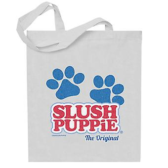 Slush Puppie Paws Logo The Original Totebag
