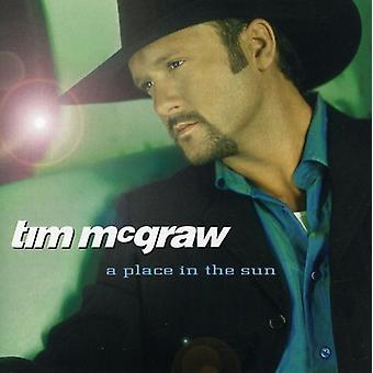 Tim McGraw - plats i solen [CD] USA import