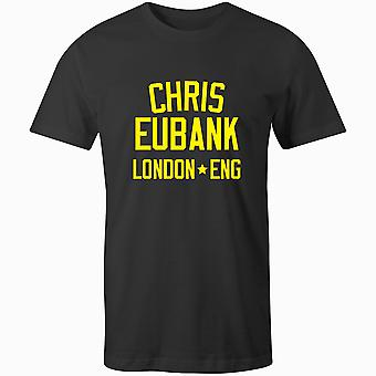Chris Eubank Boxlegende T-Shirt