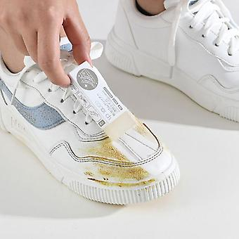 Mokkanahka Lampaantalja Matta nahka ja kangas hoito-kuokka Premium kengät Puhdistus