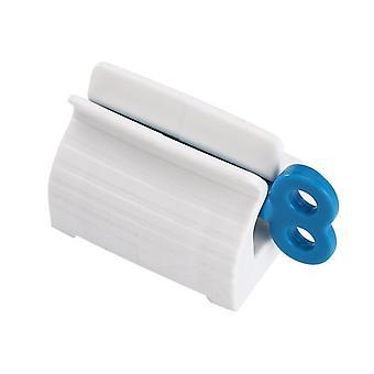 Home Dentifricio in plastica Tubo Squeezer Facile Dispenser Rolling Holder Bagno