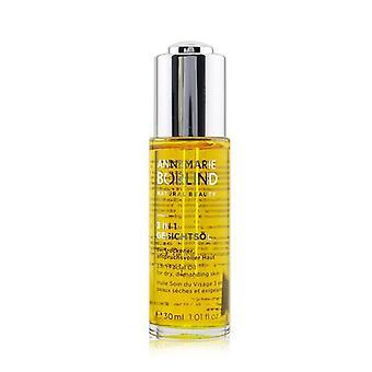 Annemarie Borlind 3 In 1 Facial Oil - For Dry, Demanding Skin 30ml/1.01oz