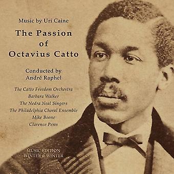 Caine - Passion Of Octavius Catto [Vinyl] USA import