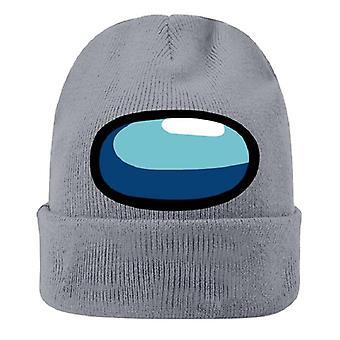 Spel stickad hip hop hatt