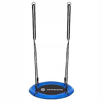 Nestschaukel - 65 cm - Blau - bis 150 kg