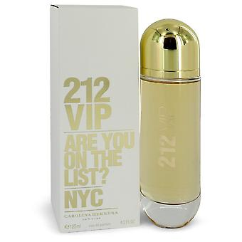 212 Vip por Carolina Herrera EDP Spray 125ml