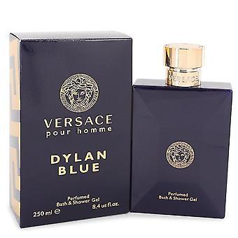 Versace Pour Homme Dylan blau Dusche Gel von Versace 8,4 Oz Duschgel