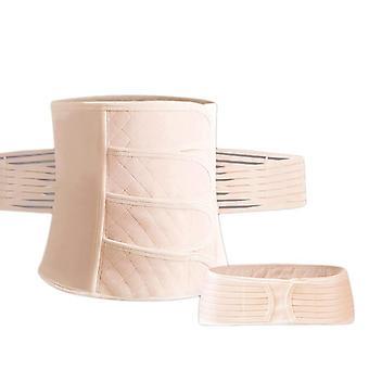 Moderns korsett efter graviditet bälte bandage band återhämtning shapewear