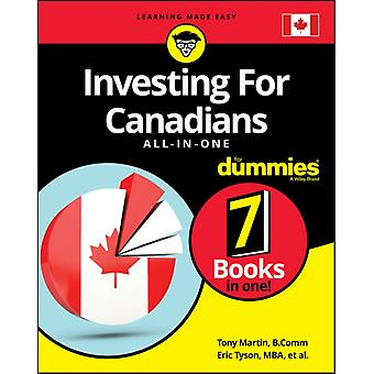 Investindo para canadenses AllinOne For Dummies por Tony MartinEric Tyson
