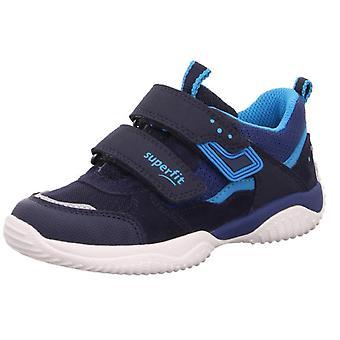 Superfit Boys Storm 6382-80 Trainers Blue