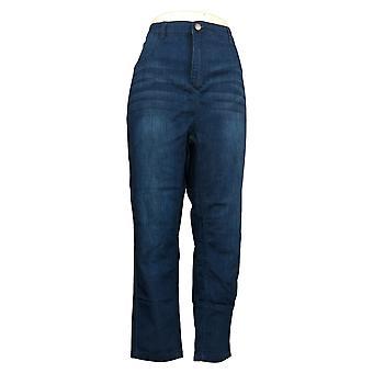Vrouwen met Control Women's Jeans Petite Renee's Reversibles A371684