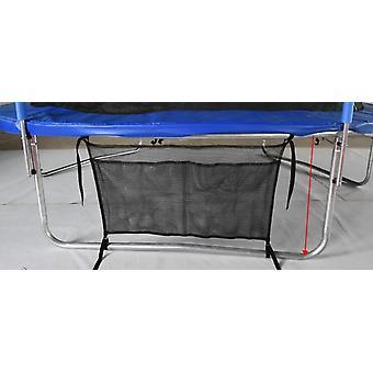 Bolsa de zapatos para trampolines 90x45 cm negro