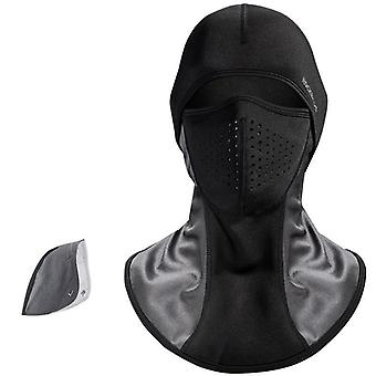 Winter Thermal, Full Face Cover Outdoor Sports Mask