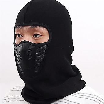 Winter Outdoor Sports- Wind Snow Masks For Bicycles Cap