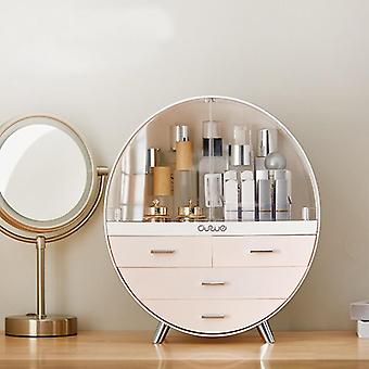 Nordic inspired style makeup and jewellery storage organizer