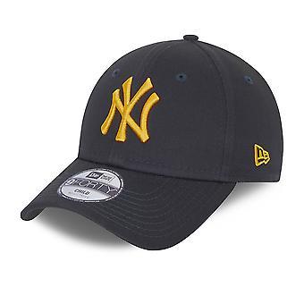 עידן חדש 9Forty ילדים כובע-חיל הים של ניו יורק יאנקיז