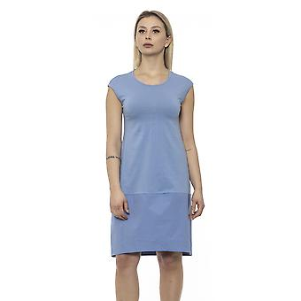 Alpha Studio Chambray Dress - AL1375003