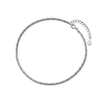 Babysbreath Chain Anklets Wedding Silver 925 Jewelry