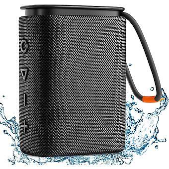 FengChun Bluetooth Lautsprecher, H2 Bluetooth 5.0 Kabellose Tragbare Musikbox mit Rich Bass HD