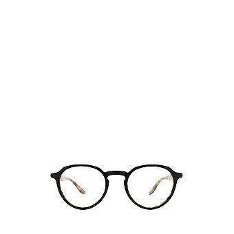 بارتون بيريرا BP5086 أسود العنبر السلحفاة النظارات الطبية للجنسين