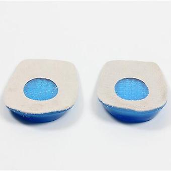 Silikoni geeli kantapää tyynyn pohjalliset lievittää jalka kipusuojat ihmisen,