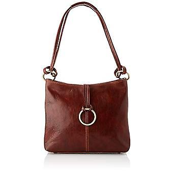 All Fashion Gem Cbc1895gf22, Unisex Adult Handbag, Brown, 10x27x32 cm (W x H x L)