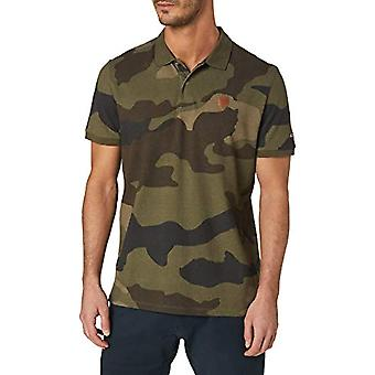 Pepe Jeans Brad Polo, 682forest Green, S Uomo