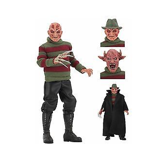 Freddy Krueger kledd POSEABLE figur fra Nightmare on Elm Street Wes Craven ' s nytt mareritt