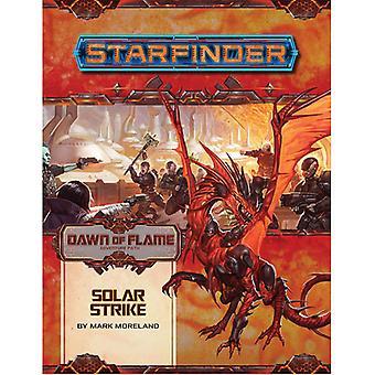 Starfinder Aventura Path: Solar Strike (Dawn of Flame 5 din 6)