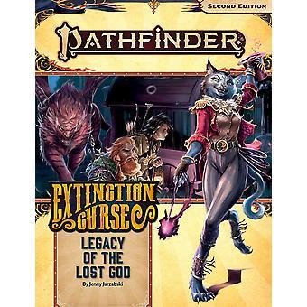 Pathfinder Adventure Path: Legacy of the Lost God (Extinction Curse 2 of 6) (P2) af Jenny Jarzabski (Paperback, 2020)