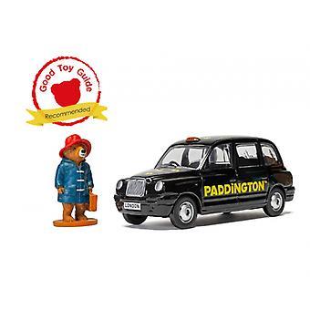 London Taxi & Paddington Bear Figur Corgi Die Cast Modell