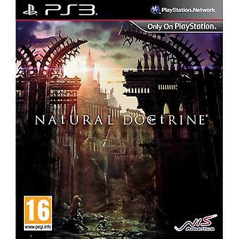 Natural Doctrine PS3 Game