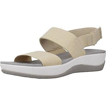 Clarks Sandals Arla Jacory Soft Gold Kleur Goud