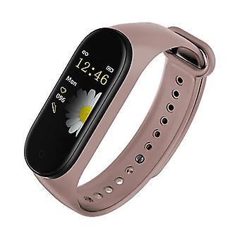 Smart Band, Bracelet fitness, Moniteur de fréquence cardiaque de pression artérielle, Activité